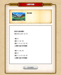 ホースクエスト8月7日新潟7R無料情報買い目